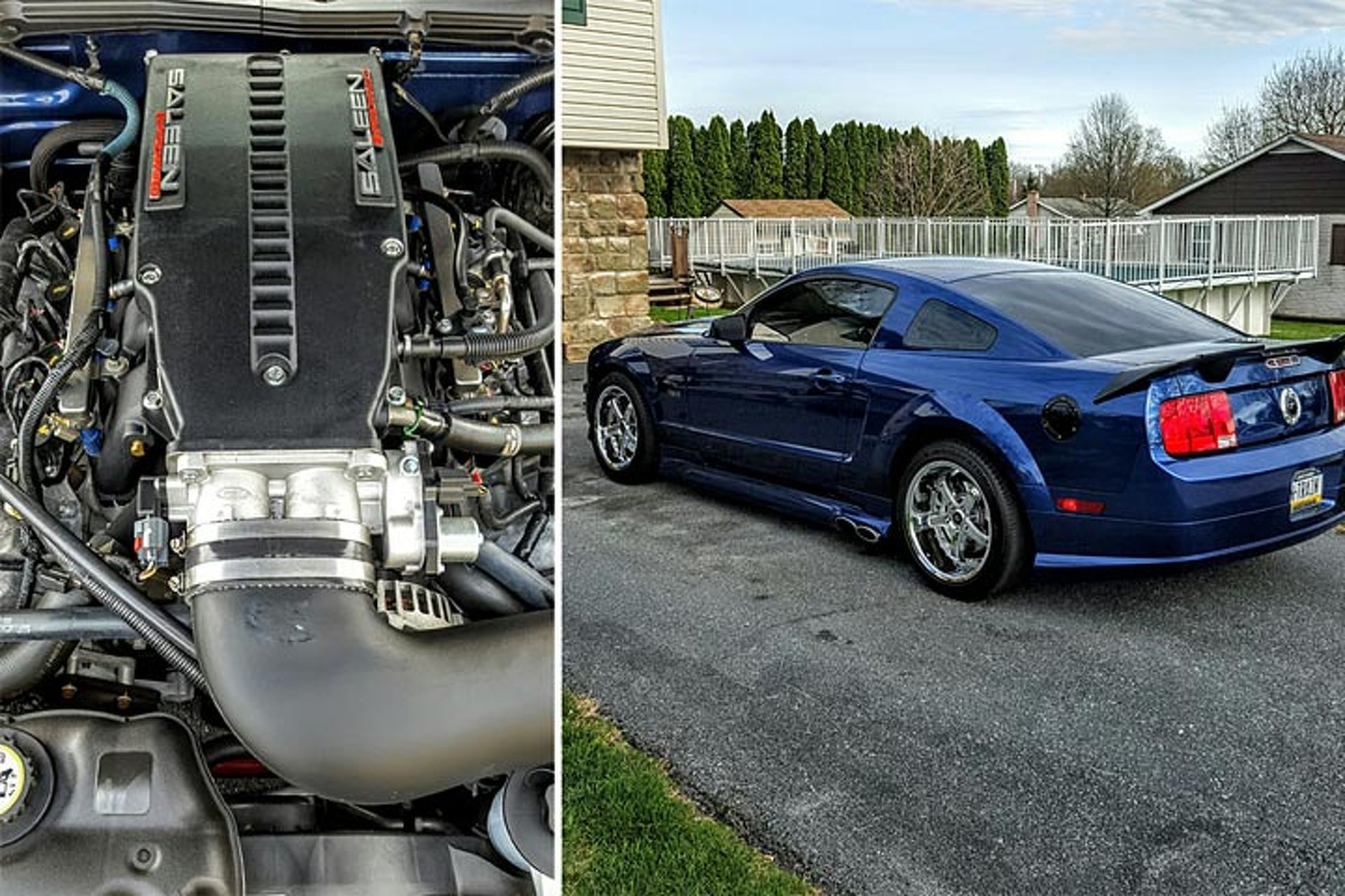 This '08 Saleen Ford Mustang is Truly a 1-of-1: Your Ride