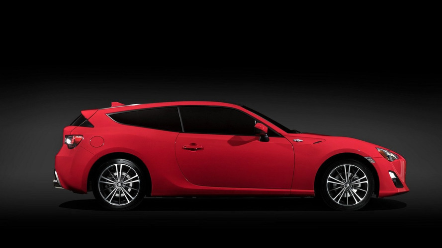 Toyota 86 Shooting Brake is unfortunately just a concept