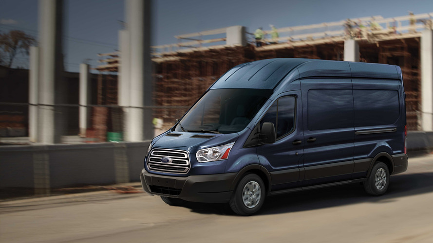 ford 39 s vans in europe just got a lot more fun. Black Bedroom Furniture Sets. Home Design Ideas