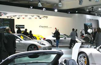 LA Auto Show: Day Two In the Books
