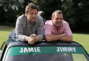 Ford Capri to Co-Star in Jamie Oliver Show