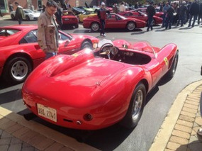 Ferrari 250 TR: Get learned-up on a Le Mans-winning, Red Head
