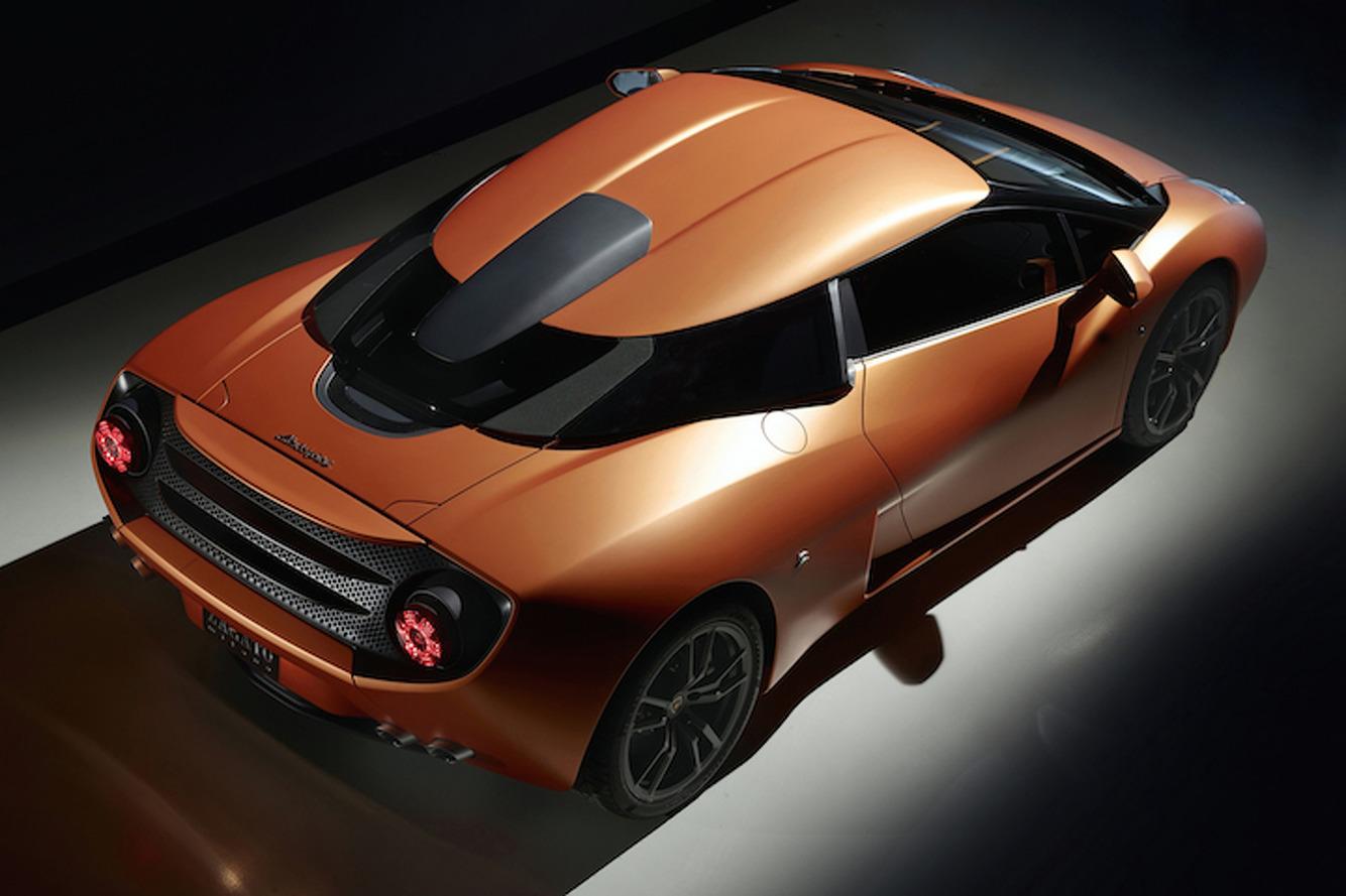 Lamborghini Zagato 5-95 is Truly One in a Million