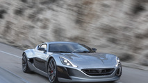 Rimac Concept_One production version