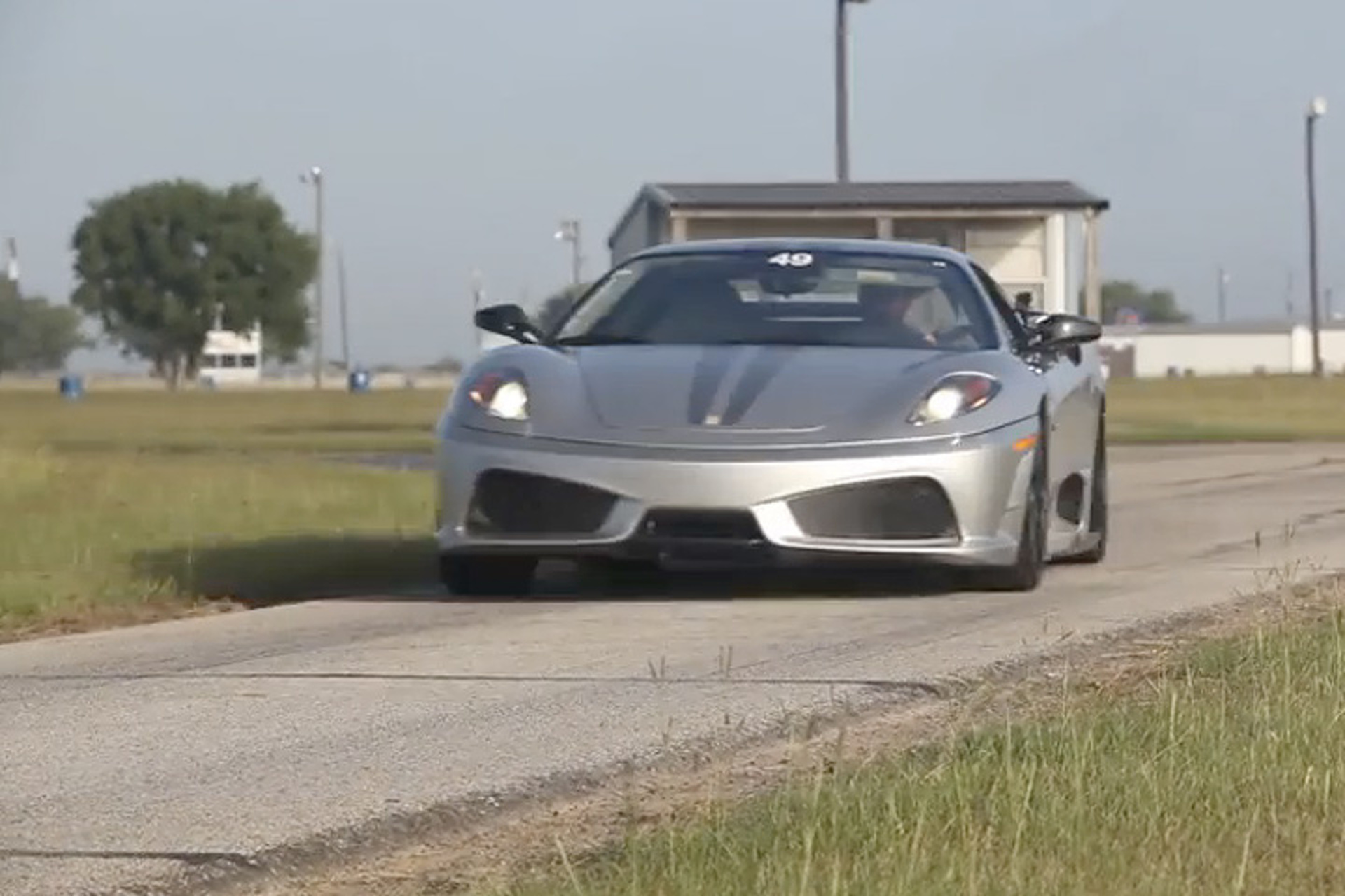 Hennessey Gives Ferrari F430 a 700HP Smack in the Pants