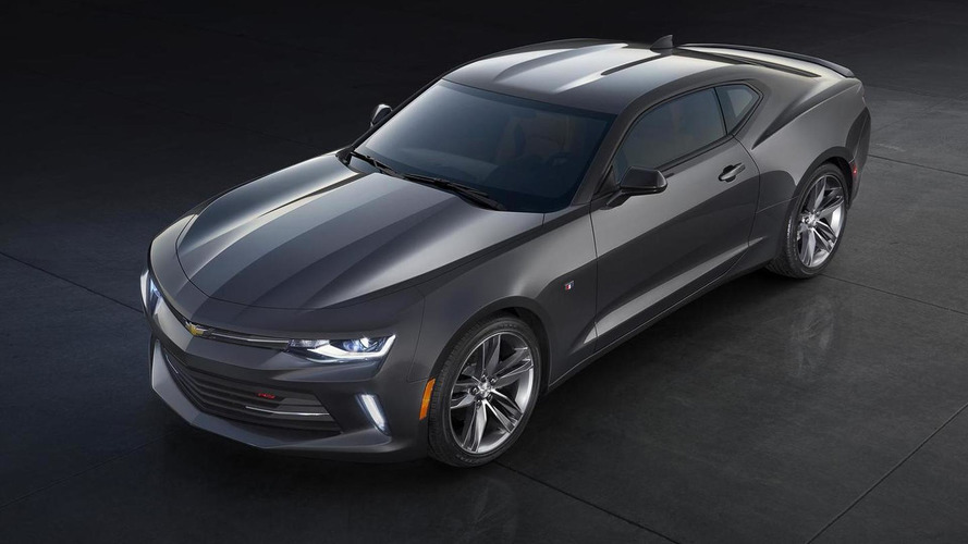 2019 Chevy Camaro Spied For The First Time With Minor Changes