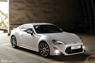Toyota GT 86 TRD is Stunning, For the UK