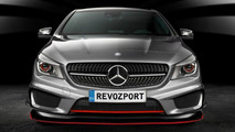 Mercedes CLA Shooting Brake by RevoZport