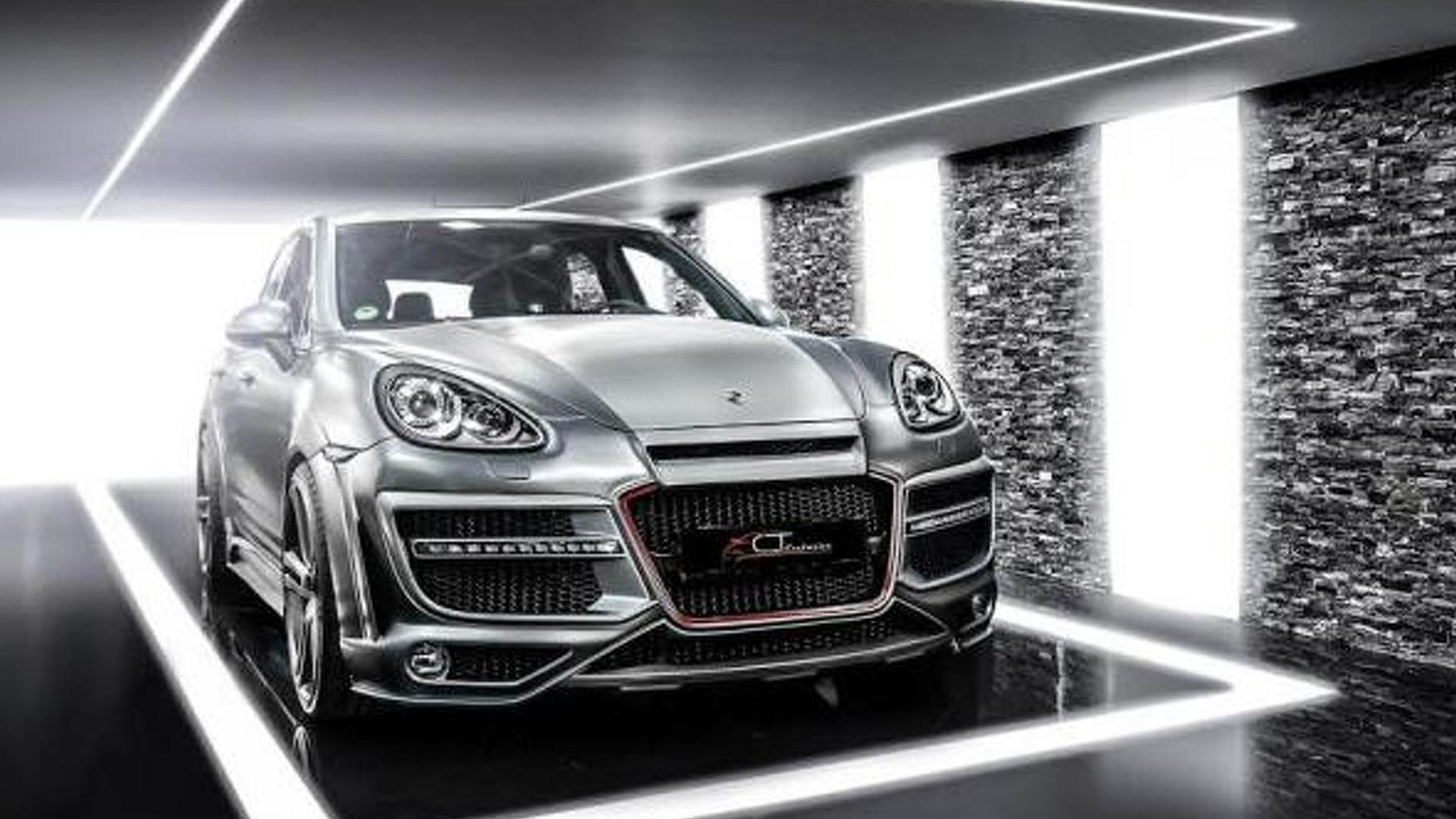 Тюнинг Porsche Cayenne. Обвес от CT Exclusive