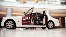 Rolls-Royce Phantom for Abu Dhabi police