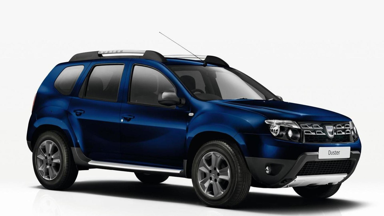 new dacia duster in 2017 sandero logan facelift due. Black Bedroom Furniture Sets. Home Design Ideas