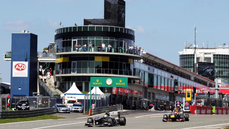 Nurburgring says German GP cannot afford Ecclestone fees