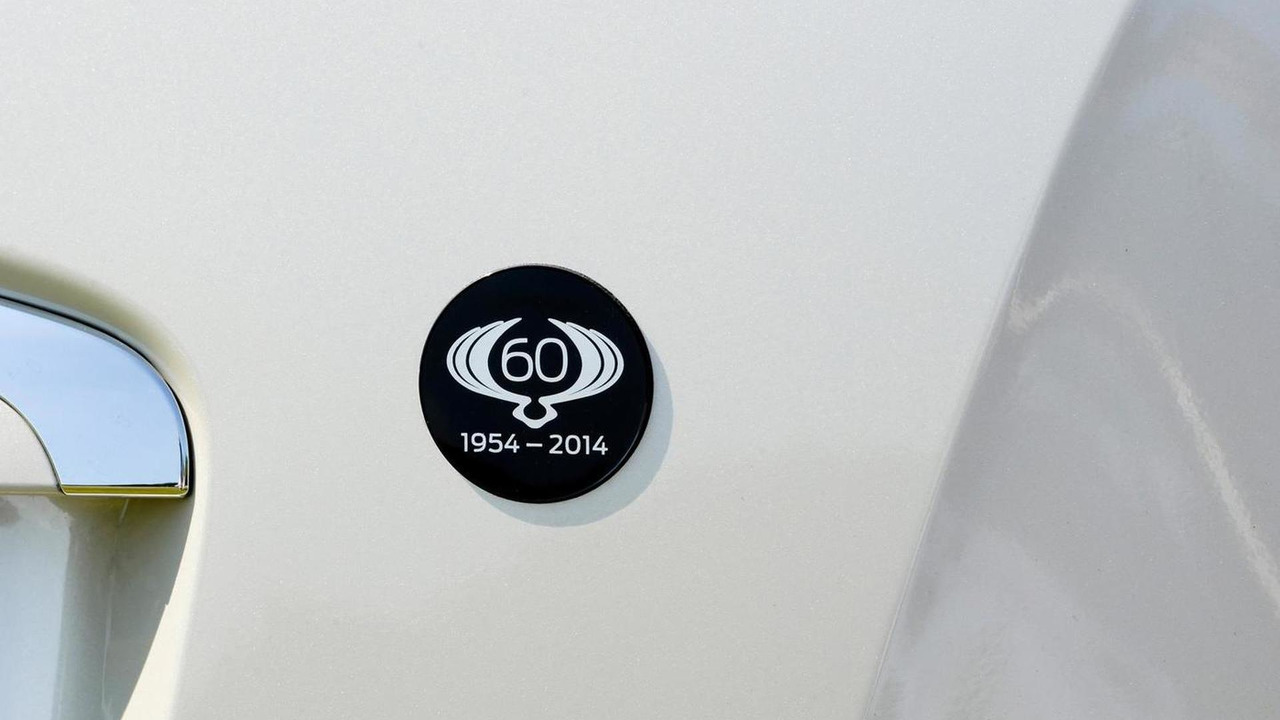 SsangYong 60th anniversary badge