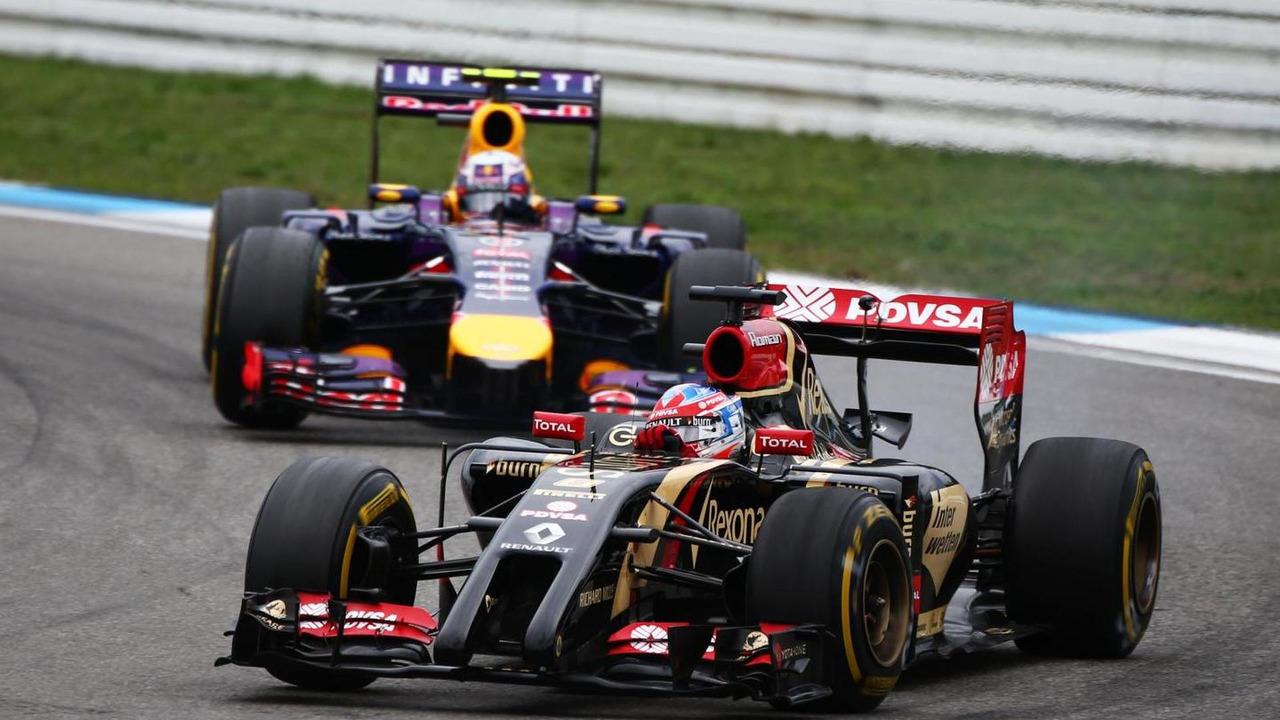 Romain Grosjean (FRA) / XPB Images
