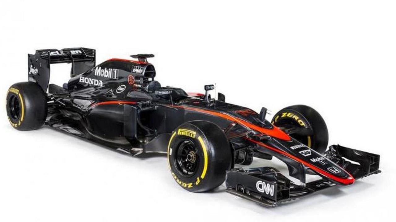 McLaren F1 team new livery