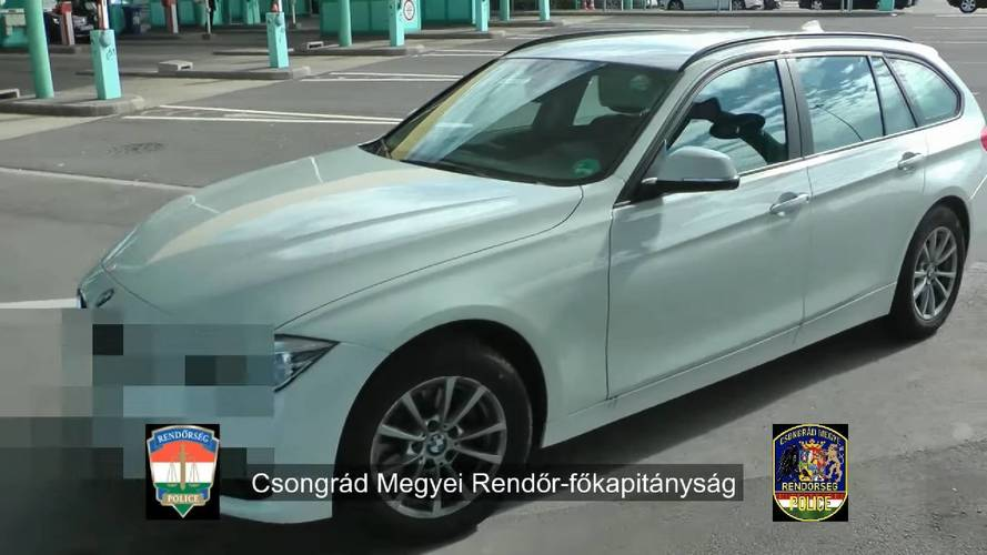 Egy körözött BMW és egy Jeep is lebukott Csongrád megyében