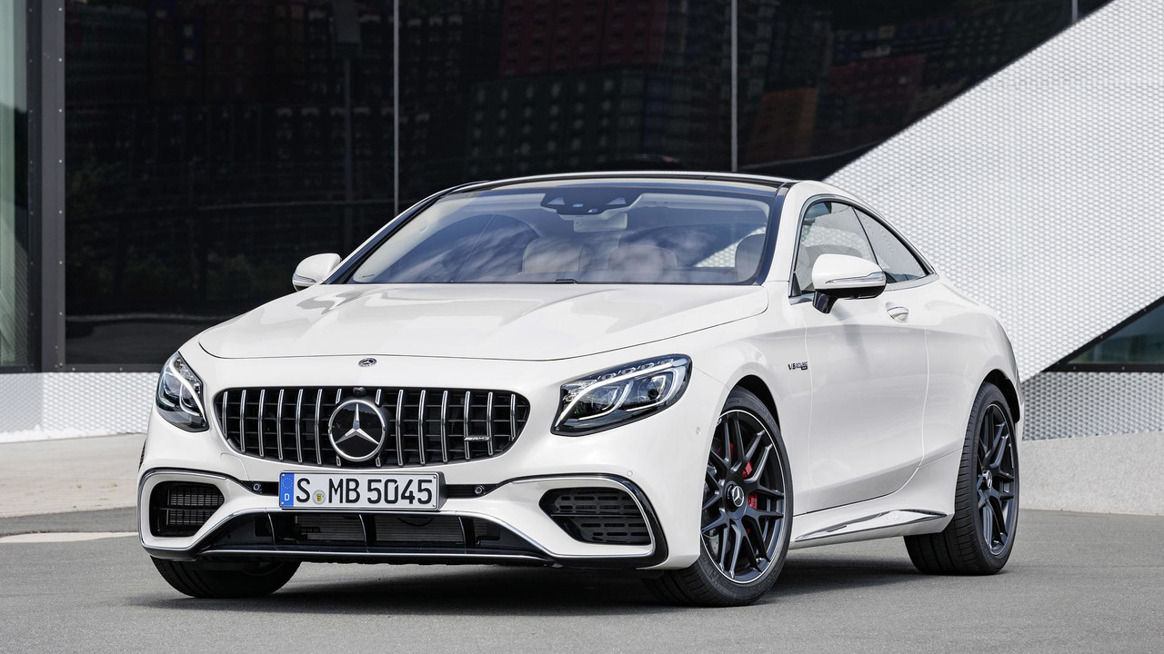 Mercedes benz s class coupe reveals its frankfurt facelift for Mercedes benz s63 amg 2018