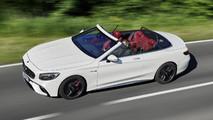 Mercedes-AMG S 63 Cabrio 2018