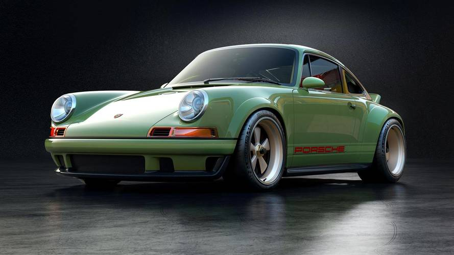 Singer makes Porsche fans drool again with lightweight 911
