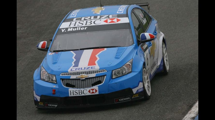 2011: l'anno della nuova Chevrolet
