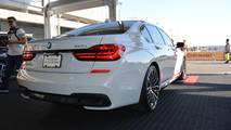 BMW 740e with M Performance Parts