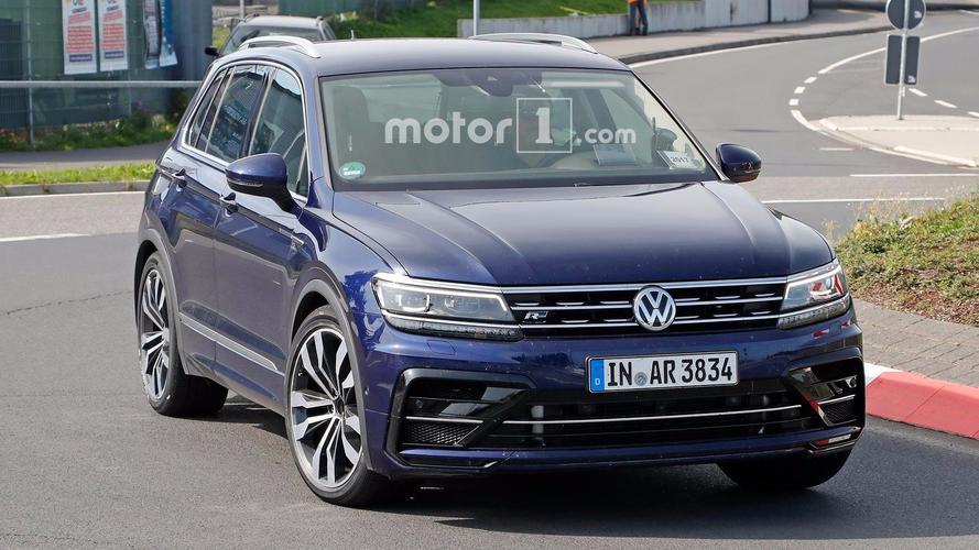 Gizemli VW Tiguan R test aracı aslında yeni Audi Q3 RS olabilir