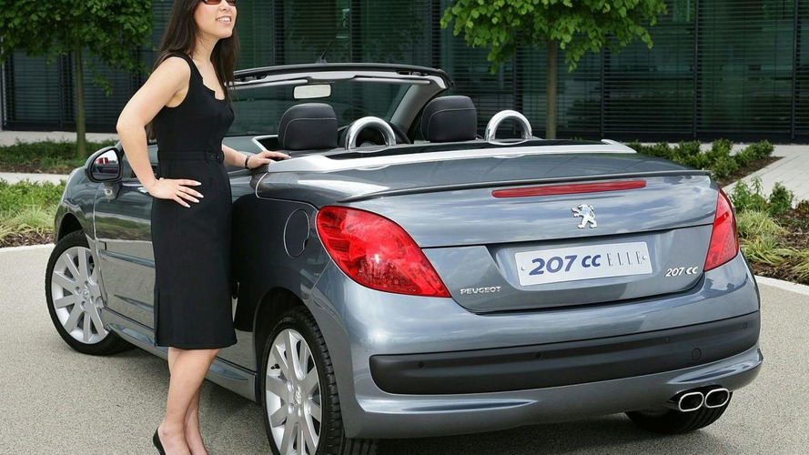 Peugeot 207 CC Elle Special Edition (UK)