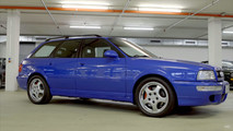 Audi 5-Cylinder Documentary