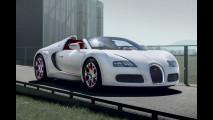 Bugatti Veyron Grand Sport Wei Long 2012