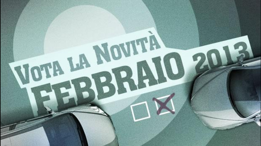 Vota la novità di febbraio 2013