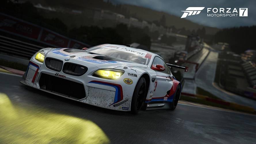 Forza Motorsport 7BMW M6 GTLM