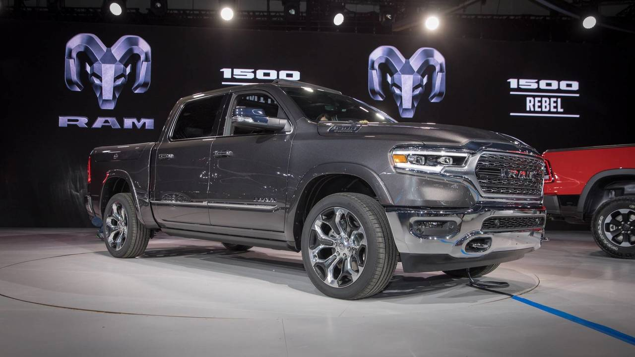 2019 Ram 1500: See The Changes Side-By-Side