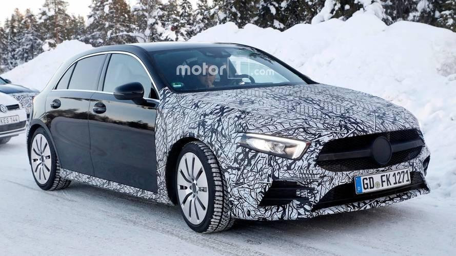 La future Mercedes-AMG A 35 développera