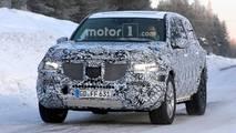 2019 Mercedes-Benz GLS casus fotoğraf