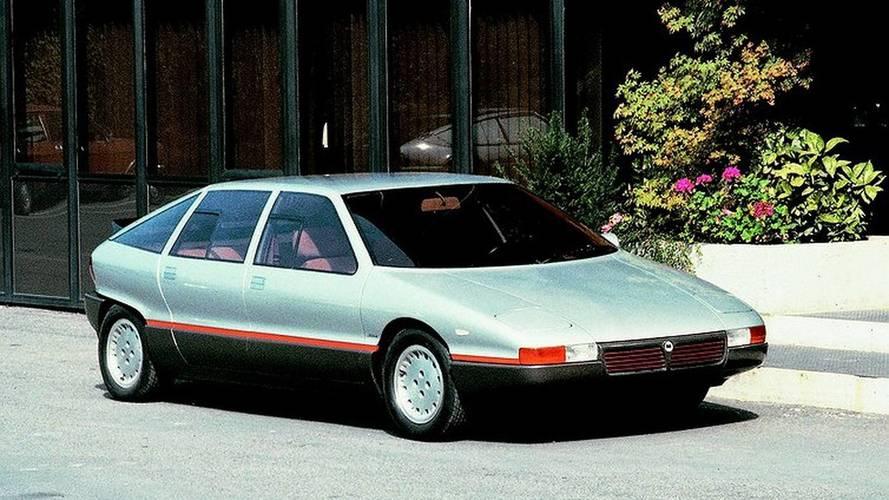 1980 Lancia Medusa concept