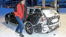 2019 Volvo V60 spy photo