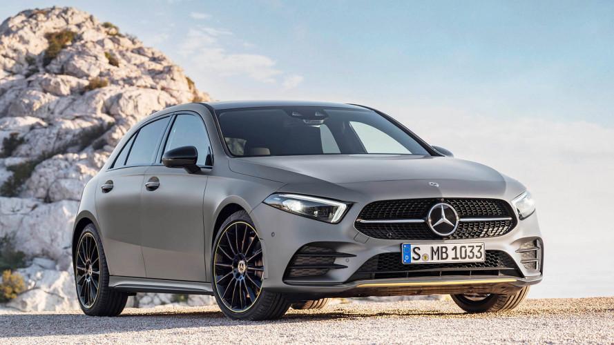 Mercedes-Benz Classe A (2018) - Plus moderne que jamais