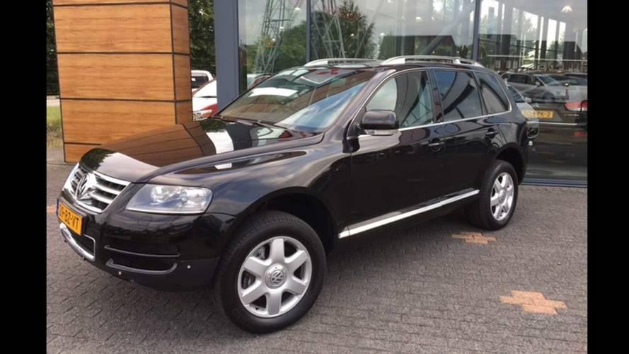 VW Touareg V10 TDI avec 735'000 km au compteur cherche nouveau compagnon