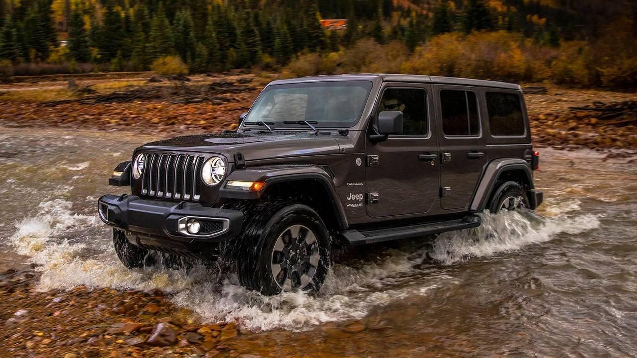 Tout-terrain - Jeep Wrangler