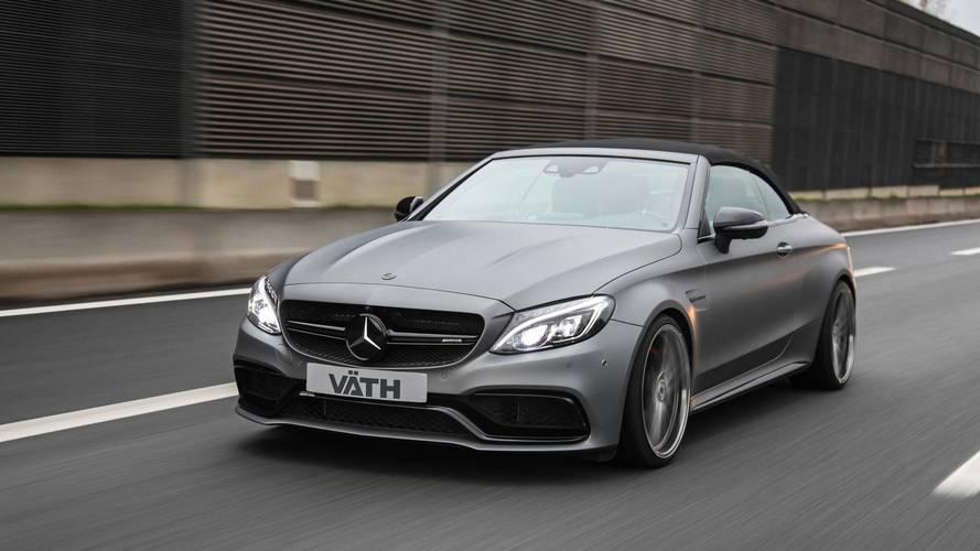 VATH inyecta testosterona al Mercedes-AMG C 63 S Cabrio
