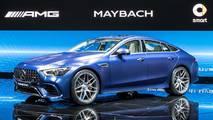 Salón de Ginebra 2018: Mercedes-AMG GT 4-puertas Coupé