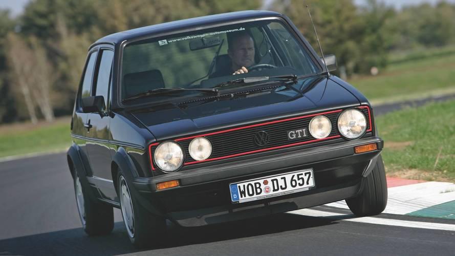 Volkswagen Golf GTI MKI