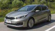 Neuer Kia Ceed auf dem Genfer Autosalon