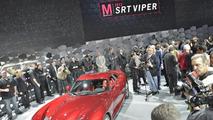 2013 SRT Viper live in New York 04.04.2012