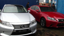 All-new 2013 Lexus ES teased for New York - but it's too late
