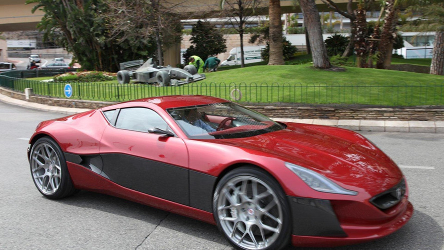 Rimac Concept One nears production after imminent 8M EUR investment