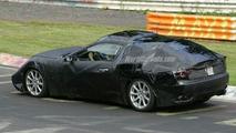 Maserati Coupe Spy Photo