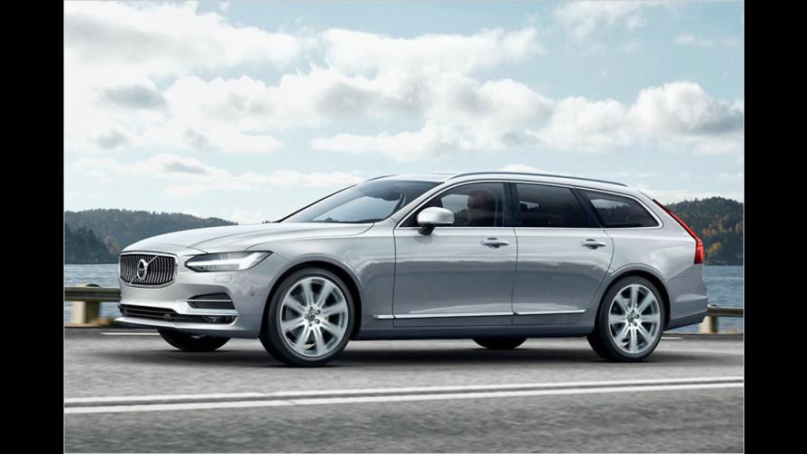 So teuer sind die neuen Volvos gar nicht