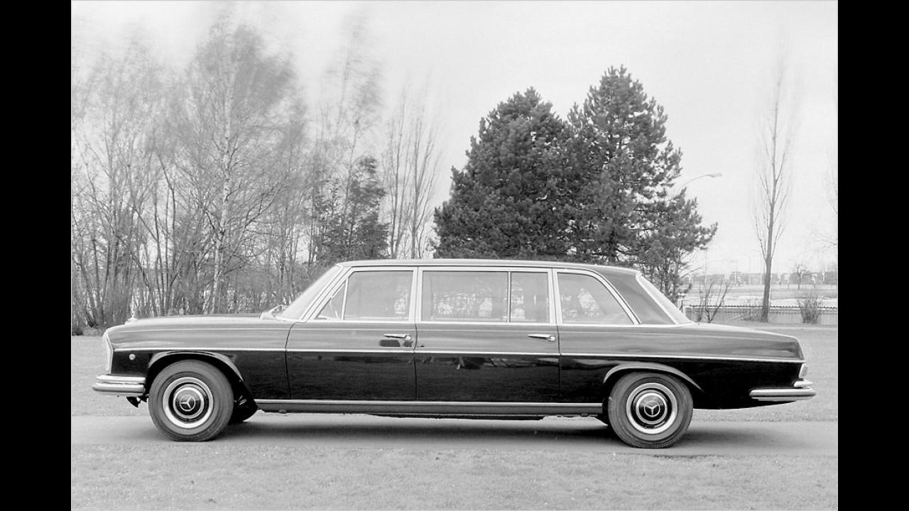 Mercedes 300 SEL lang (1967)