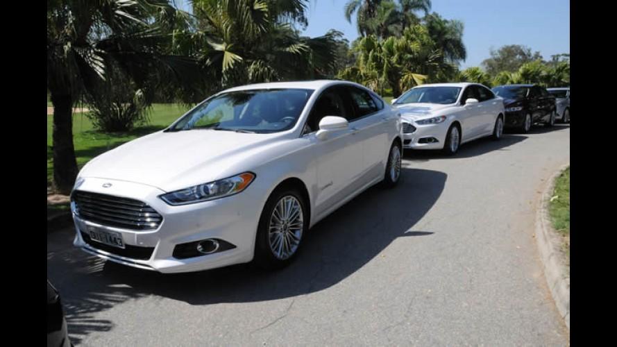 Fusion Hybrid: 1.000 unidades vendidas no Brasil com 84% de participação